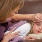 Cách dứt điểm ốm vặt cho bé