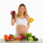 Những thay đổi về dinh dưỡng mẹ bầu cần lưu ý khi mang thai