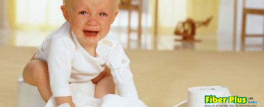 Điều trị táo bón ở trẻ em
